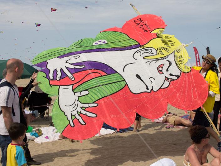 Kite (Japanese Style)