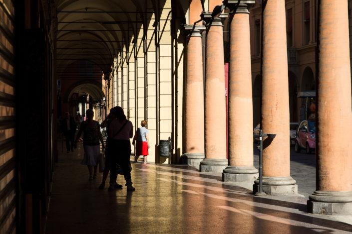Strada Maggiore, Bologna - Italy