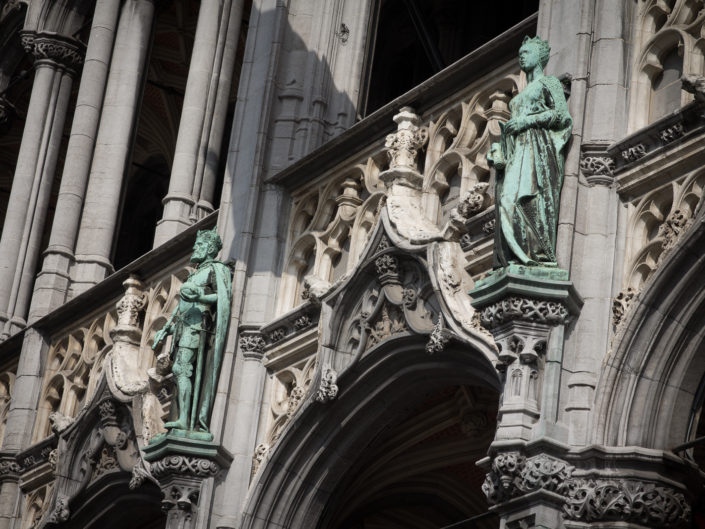 Grand-Place (detail)
