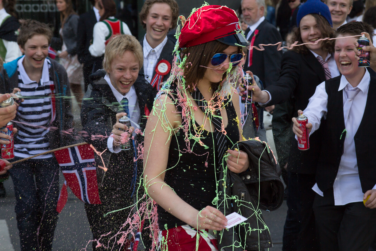 Constitution Day (May 17th), Oslo Norway (2011)