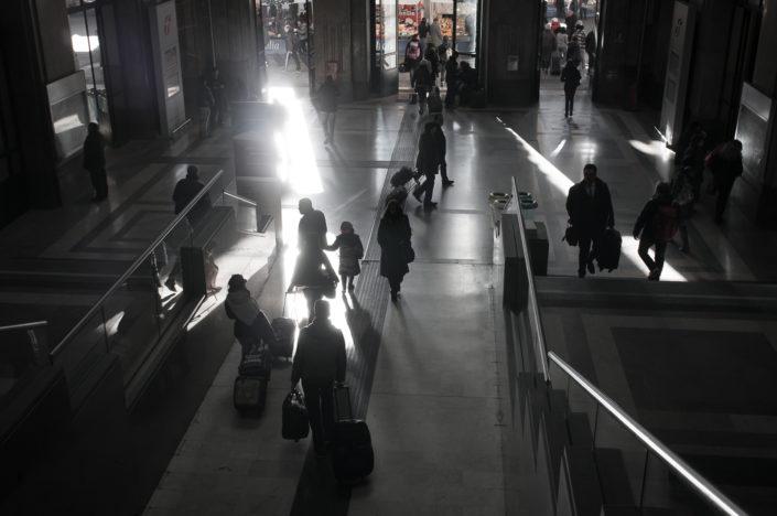 Stazione Central, Milan
