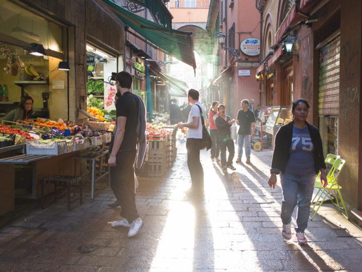 A day in Bologna
