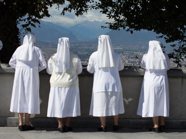 Nuns at Superga