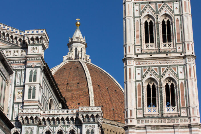 Brunelleschi's Dome in Florence