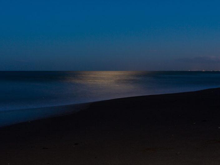 The Adriatic Sea (night)