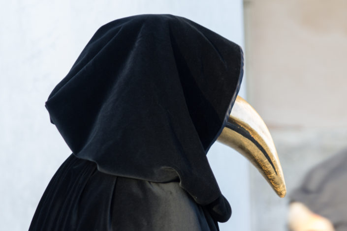 "The ""Plague Doctor"" (Medico della peste)"