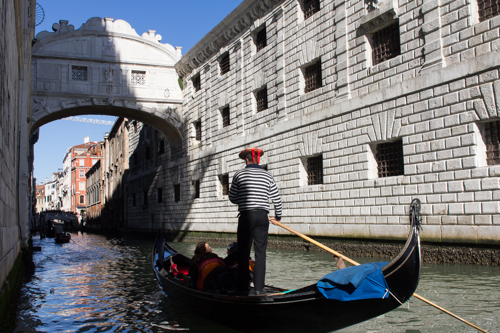 Bridge of Sighs (Ponte dei Respiri)
