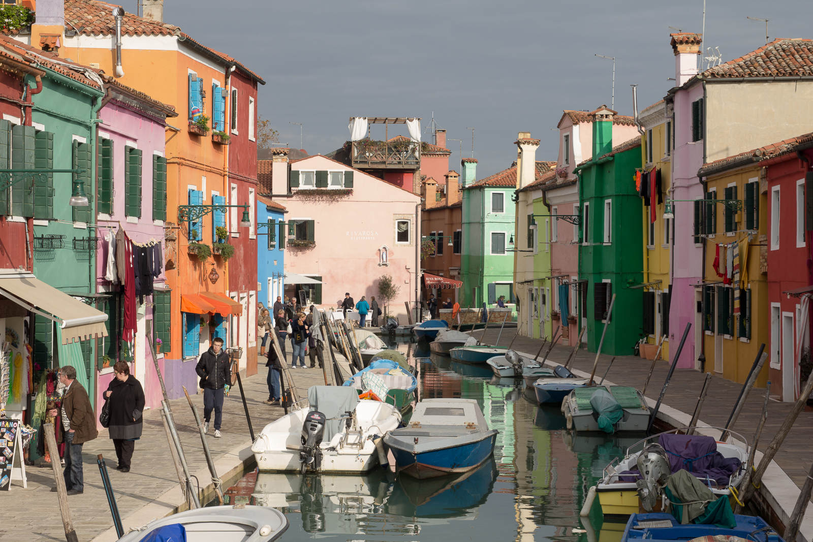 Burano colours