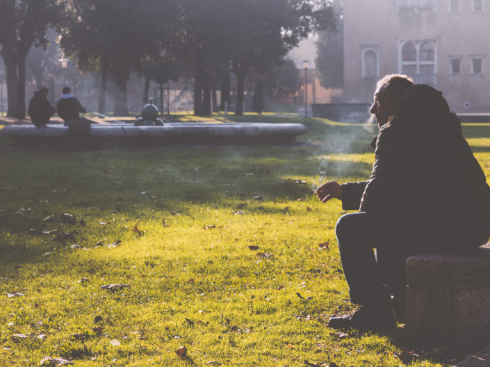 Take a break (Giardini Pubblici)