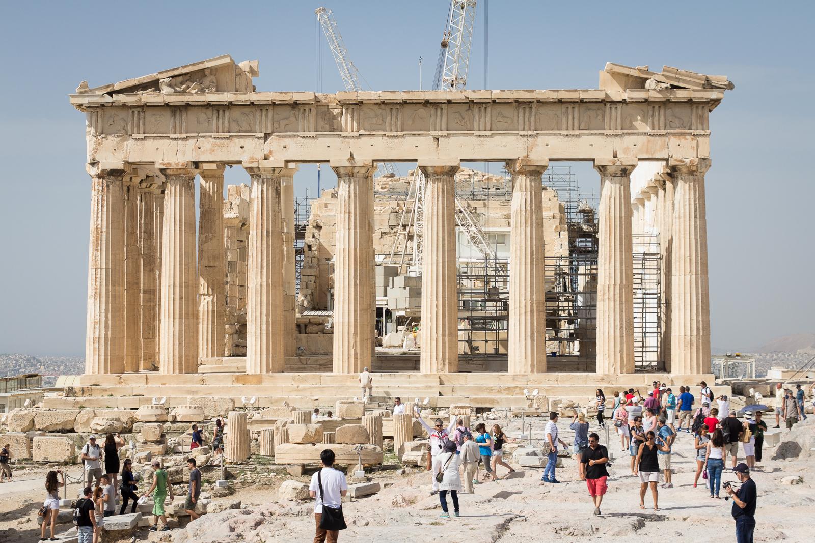 Parthenon, Acropolis, Athens - Greece