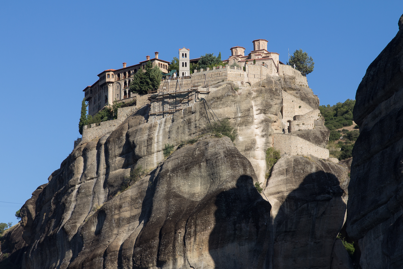 """Megalo Meteoro, """"Great Place Suspended in the Air"""""""