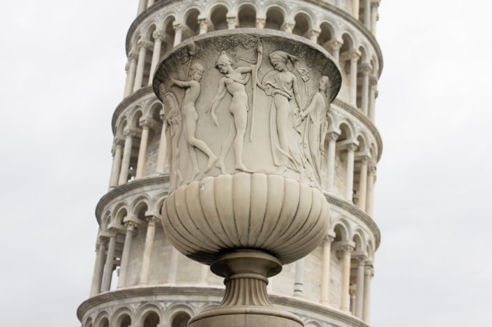 The Leaning Tower on the Square of Miracles