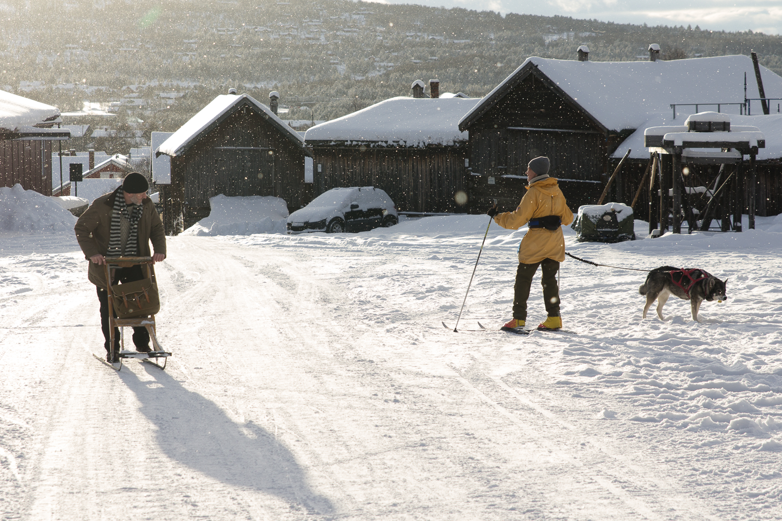Just another winter day in Røros