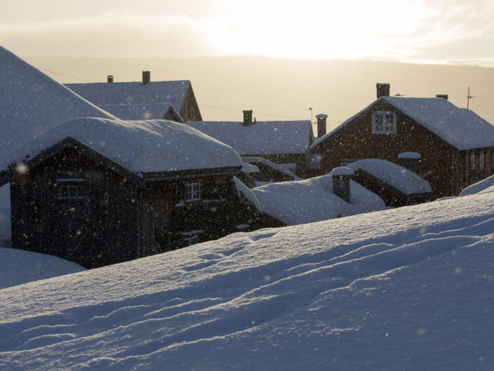 Røros Winter Landscapes