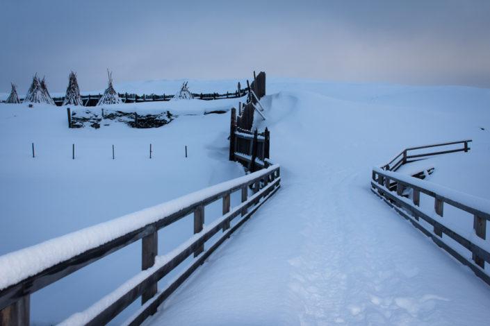Winter in Røros