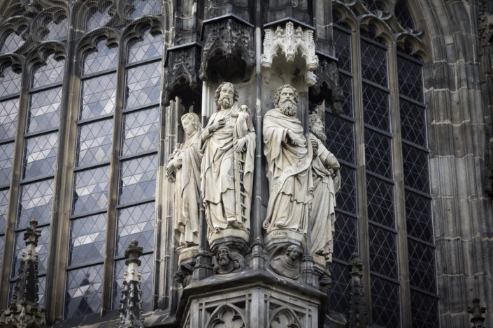 Charlemagne's Aachen