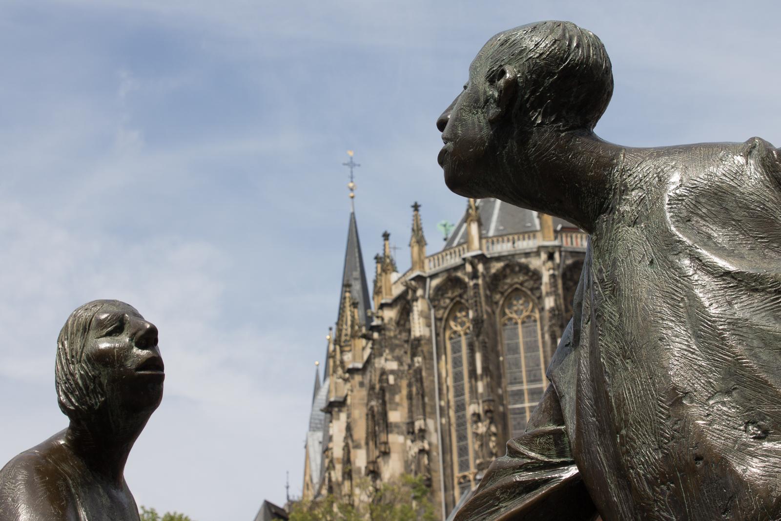 In Aachen