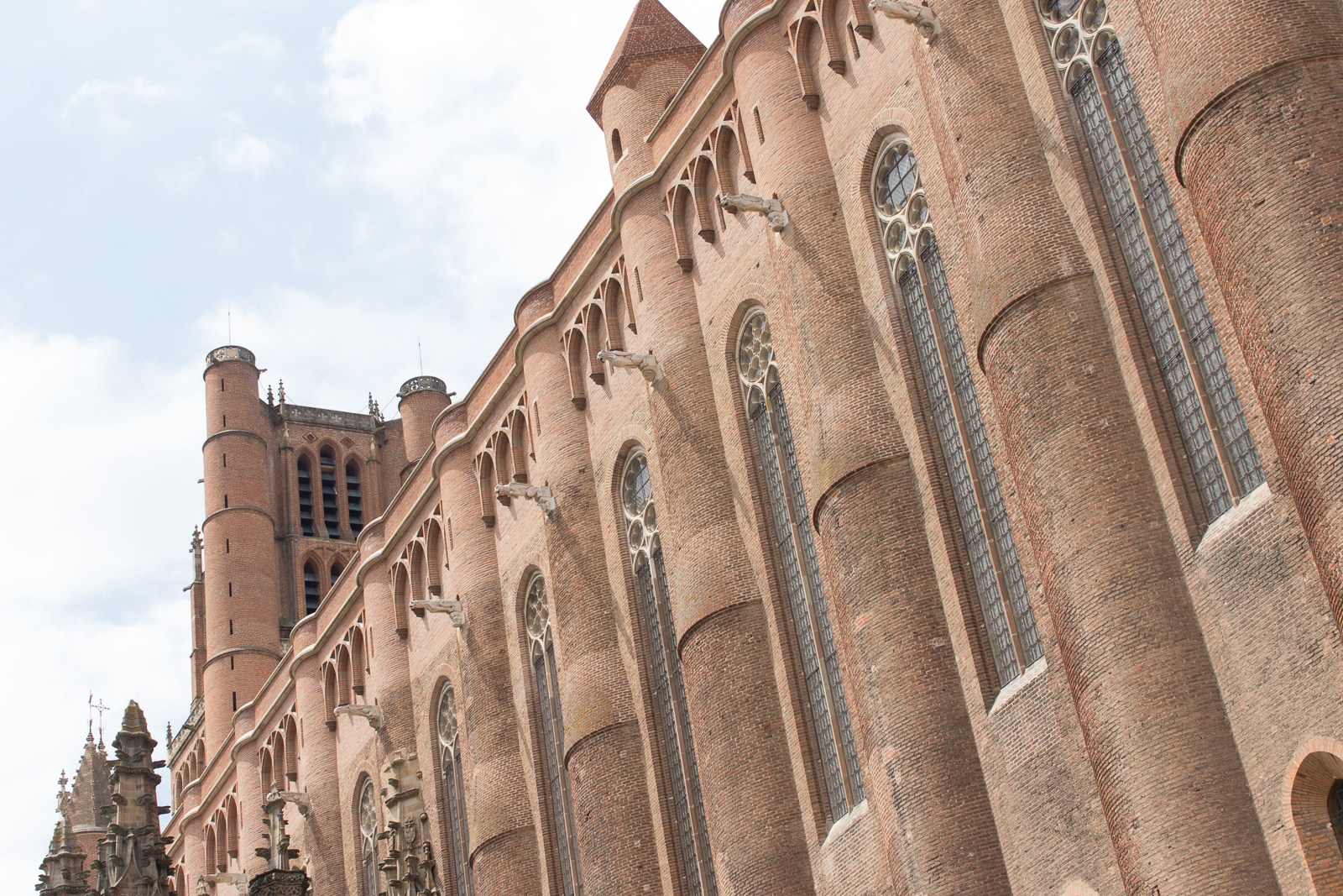 Sainte-Cécile Cathedral, Albi - France