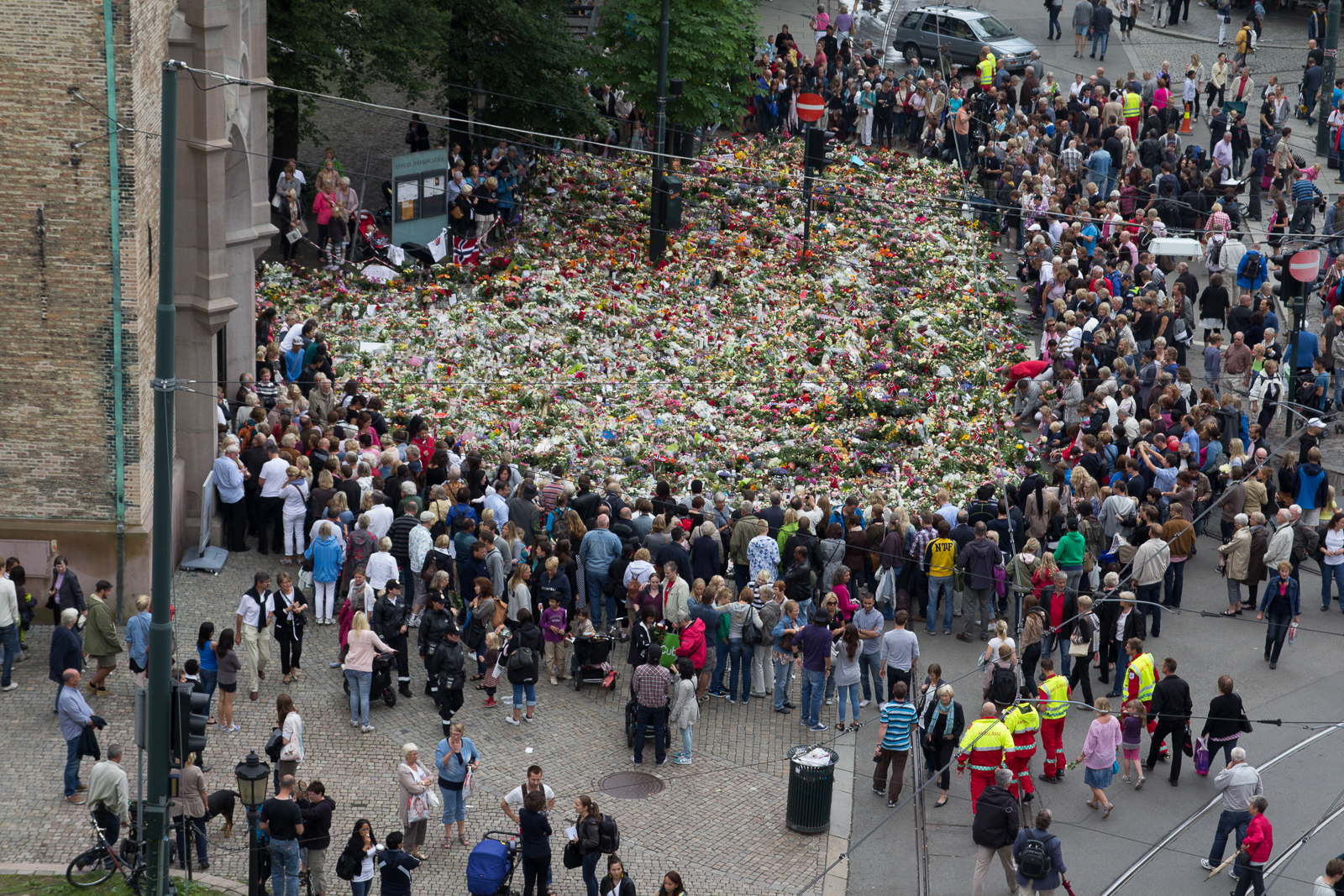 """Oslo Bombing"" July 22, 2011"