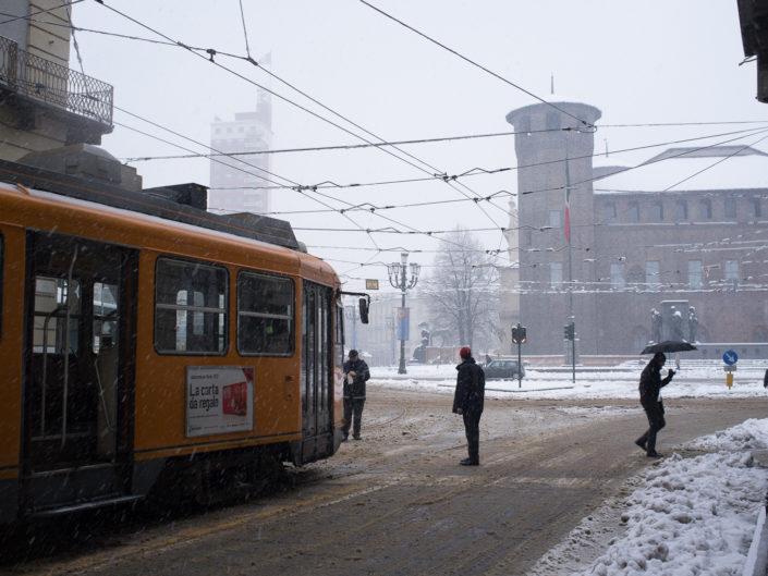 Winter in Turin (2012)