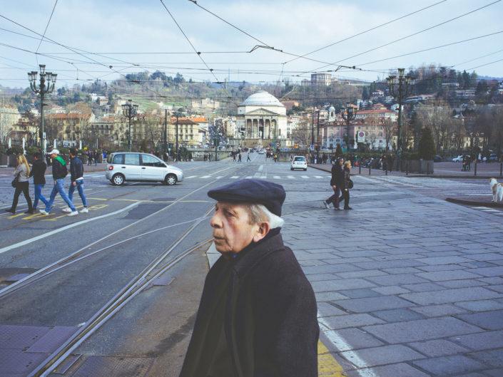 Man in Turin