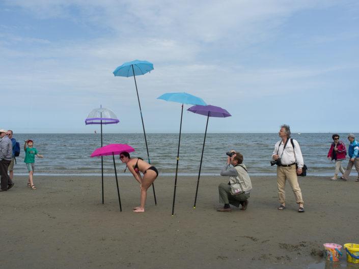 A photo moment (on the beach)