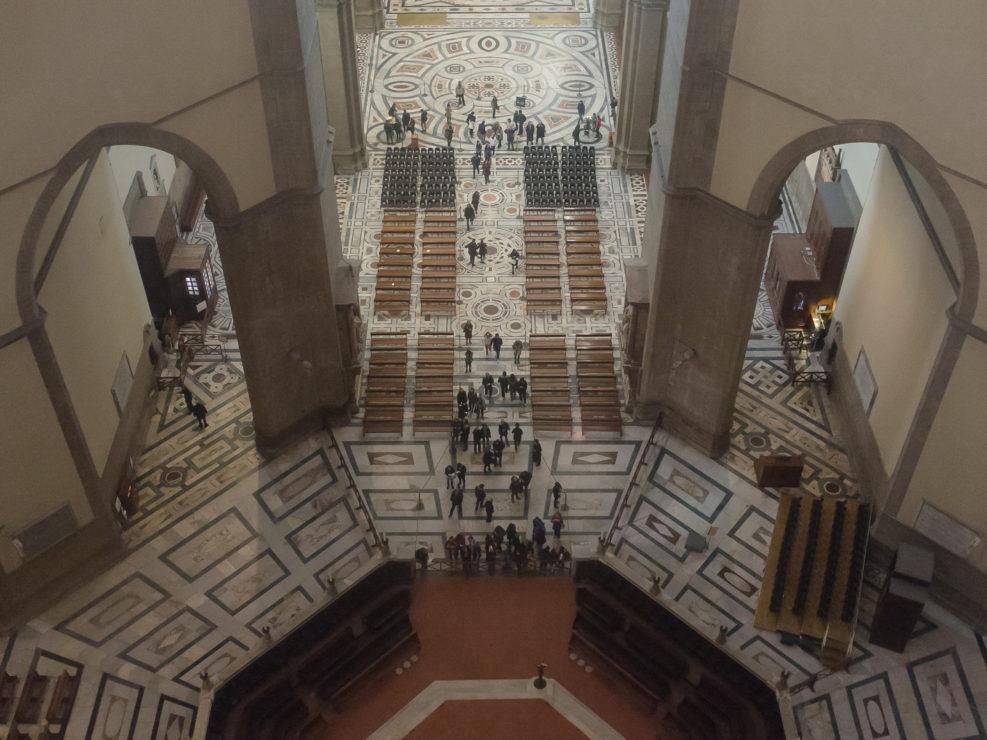 Santa Maria del Fiore interior