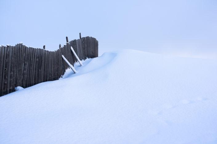 Røros in winter
