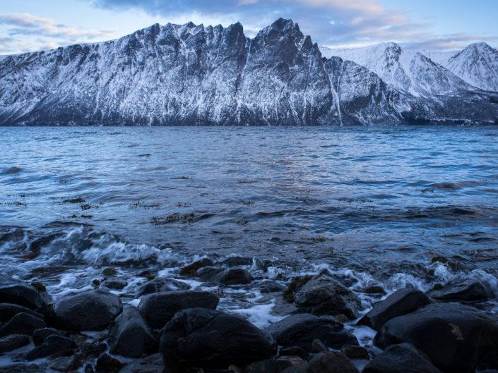 Grytøyfjellene - Toppsundet, Harstad - Norway