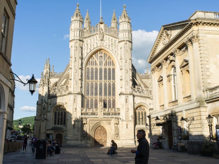 Bath Abbey - Church of Saint Peter and Saint Paul