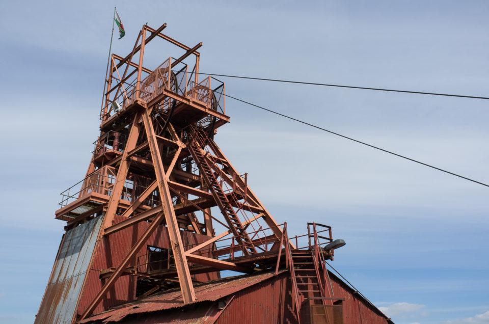 Blaenavon Ironworks, Blaenavon - Wales