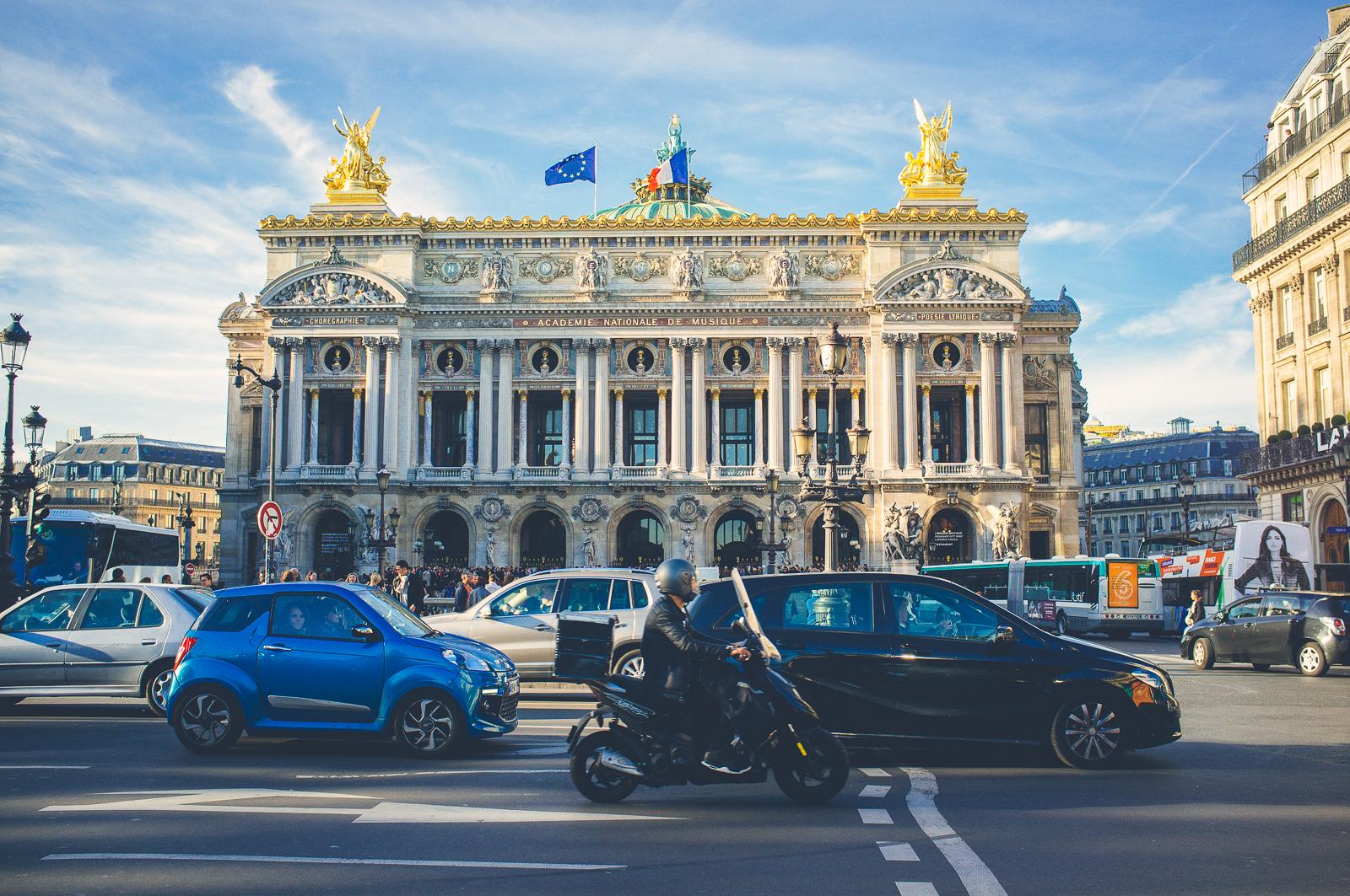 Paris at the Opera