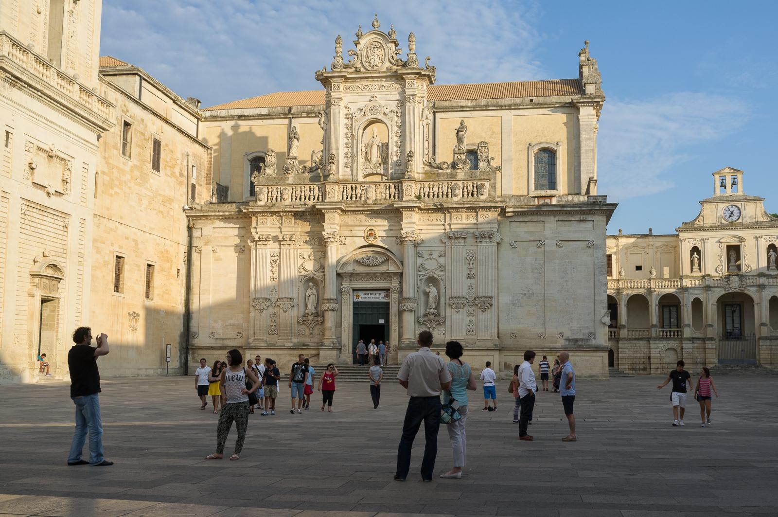 Lecce Cathedral (Piazza del Duomo)