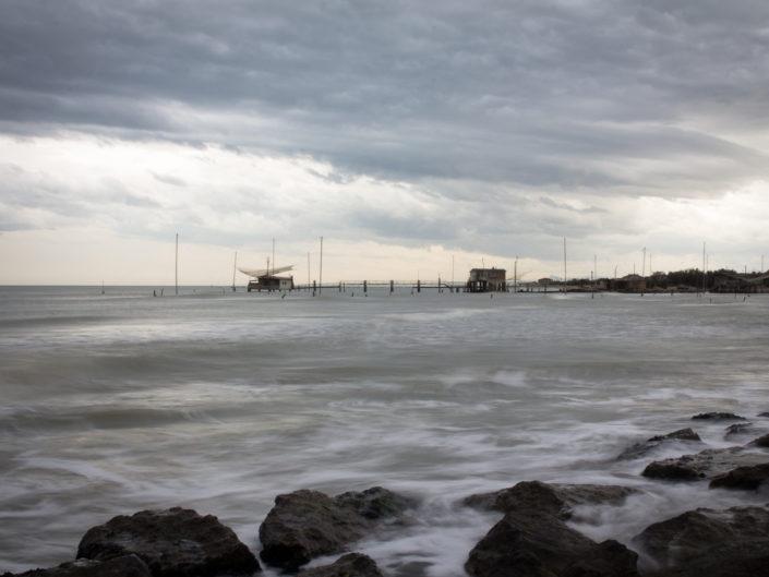 The Adriatic Sea (storm)