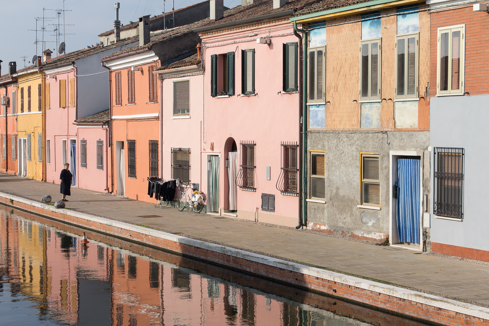 Comacchio colours