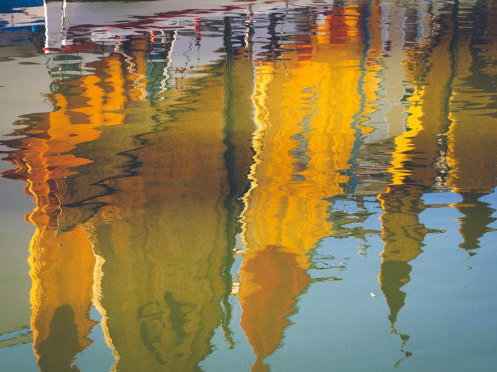 Reflections on Porto Canale Leonardesco
