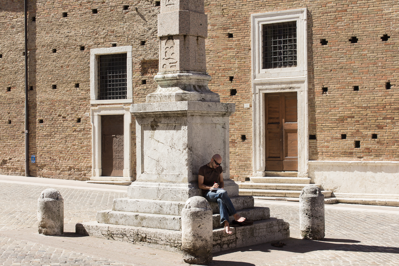 A moment in Urbino