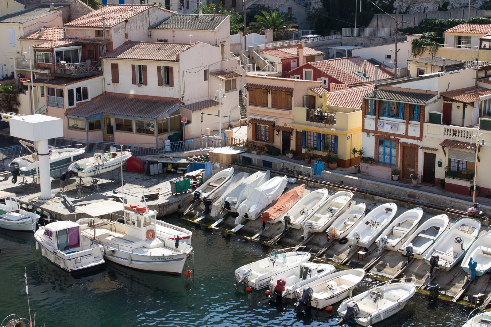 Vallon des Auffes (Marseille)