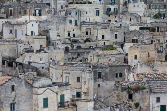 The fall and rise of Sassi di Matera