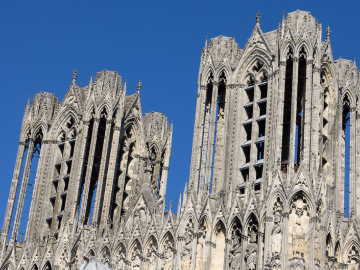 Reims Cathedral, Gothic