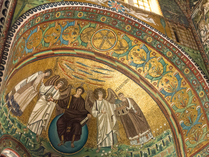 Apse (Basilica di San Vitale)