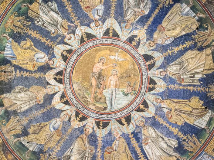 Neonian Baptistry, Ravenna