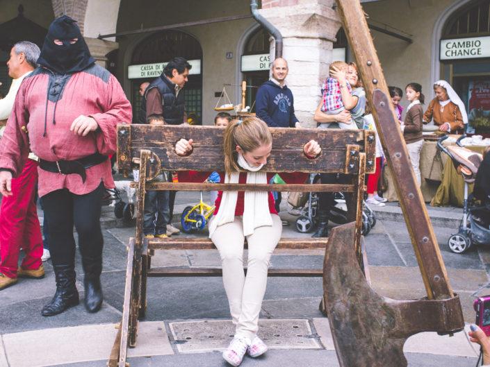 Medieval times (Ravenna)