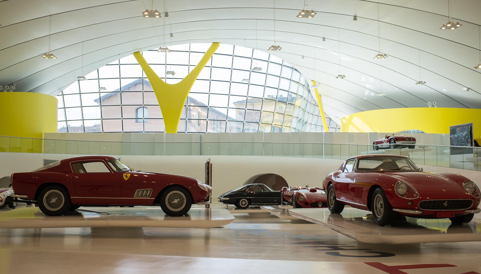 Ferrari, Modena