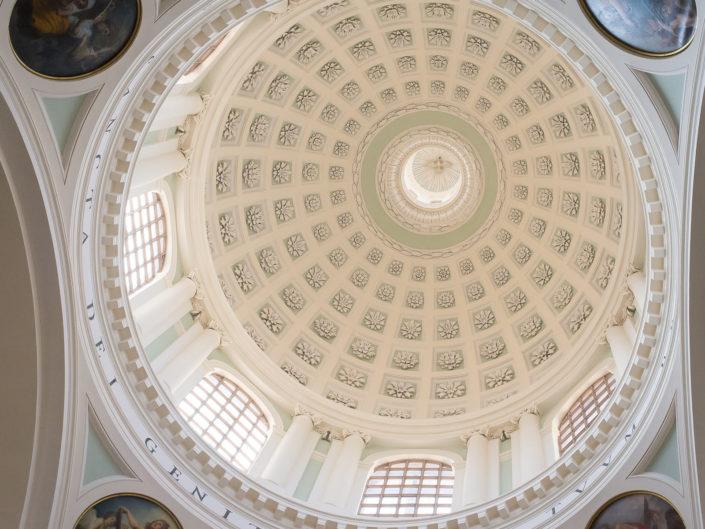 Cupola of Duomo di Urbino