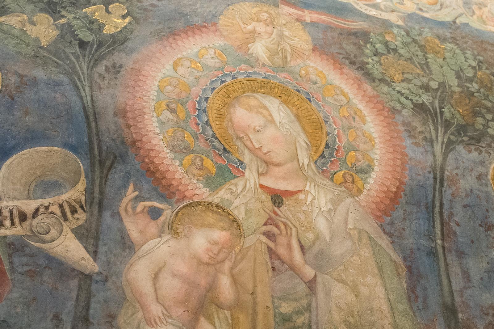 Oratorio San Giovanni (detail)