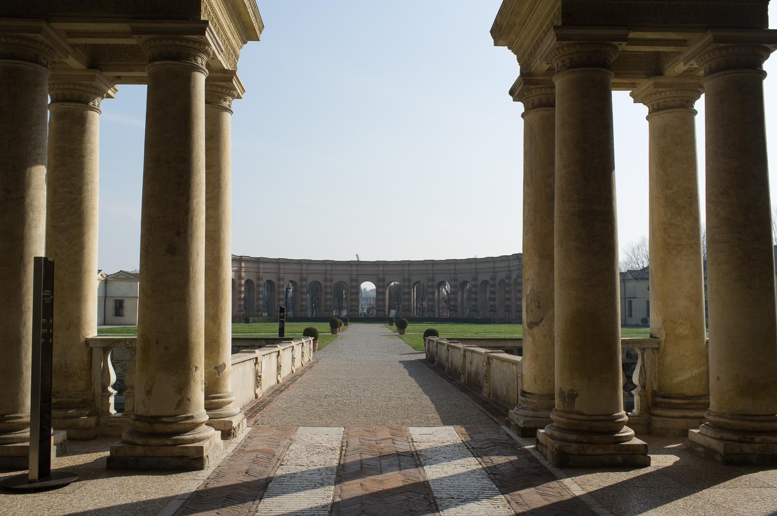Palazzo Te courtyard