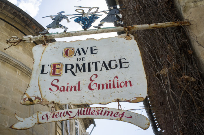 The historic wine village of Saint-Emilion
