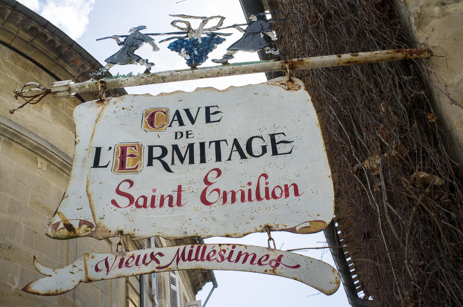 Cave de l'Ermitage Saint-Emilion