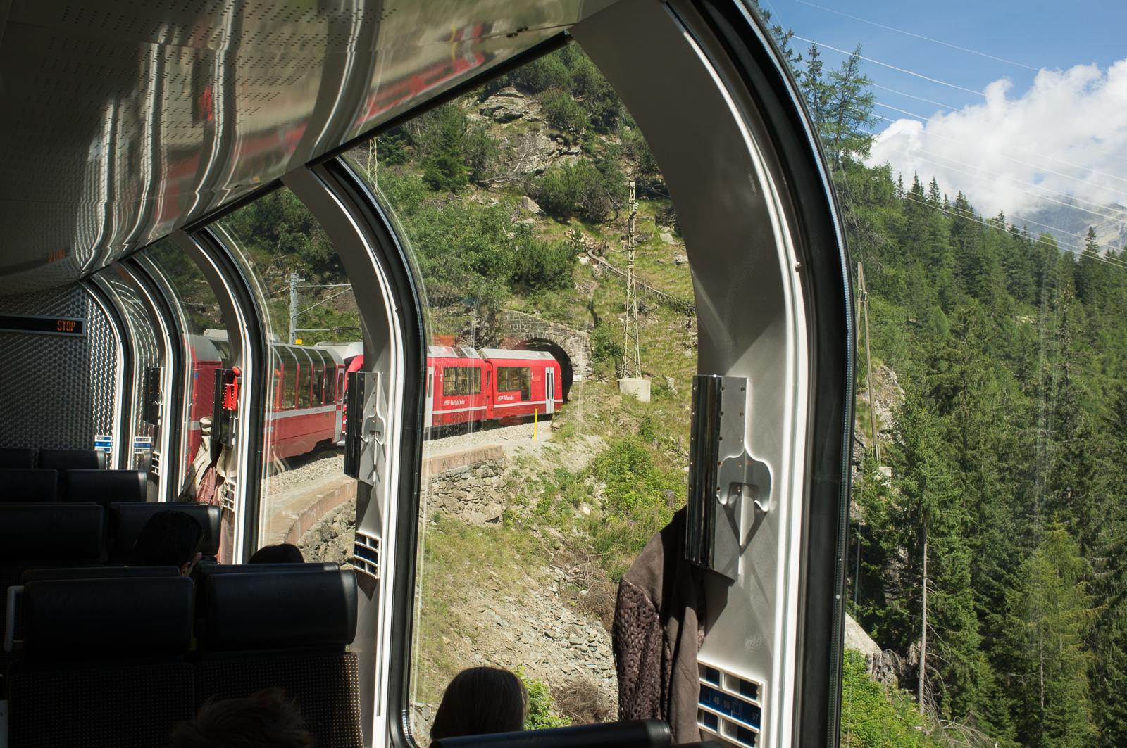 Albula-Bernina Line
